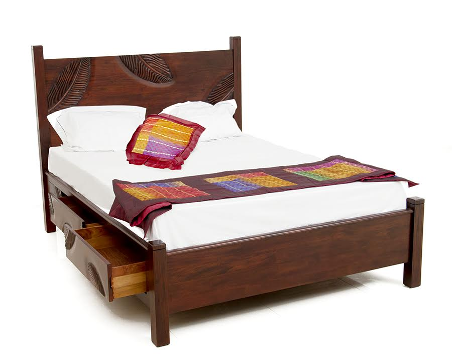Leaf Collection Bed
