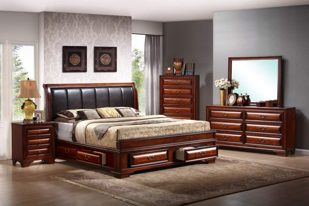 Lincoln Collection - Padded Headboard