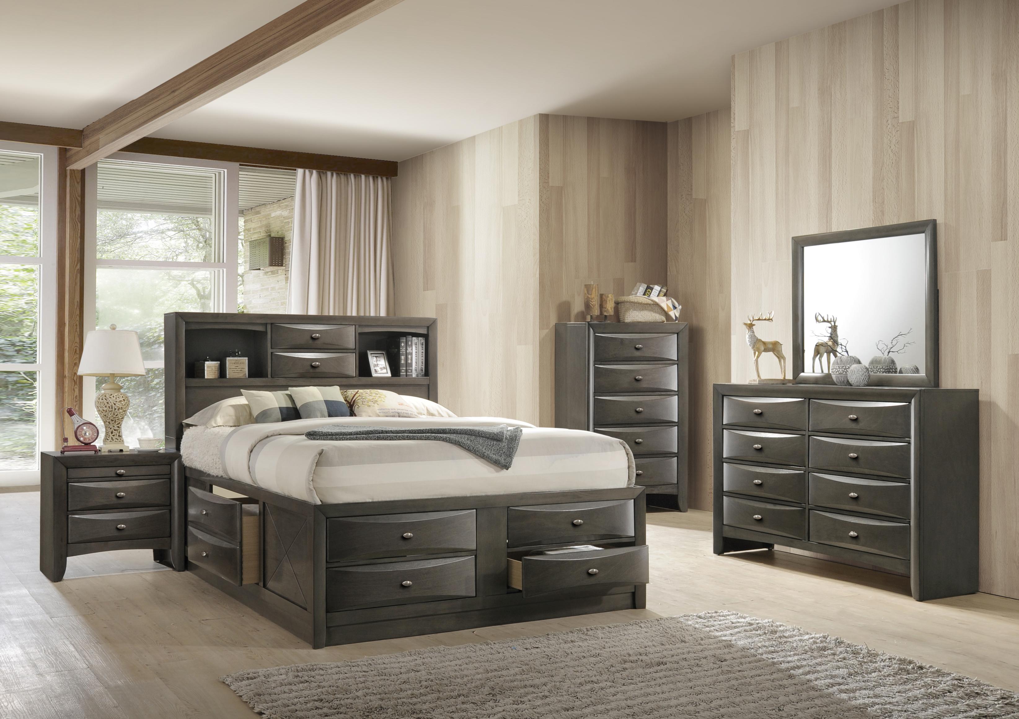 Ultimate Storage Bed Bourne International