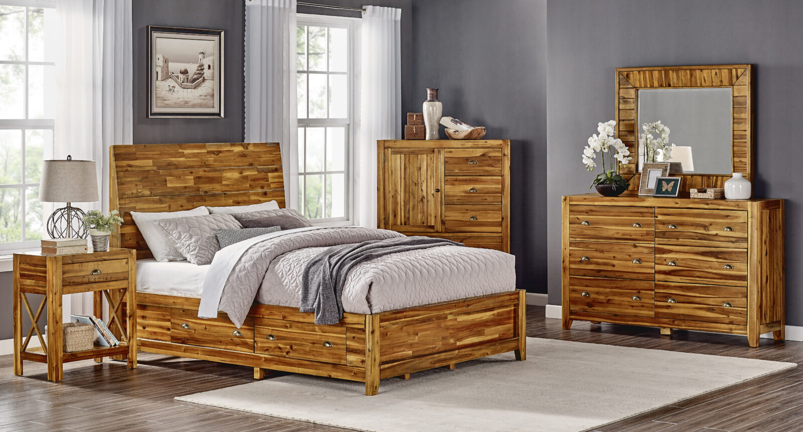 Timberline Collection